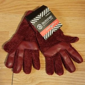 Isotoner Signature Smart Touch Warm Gloves